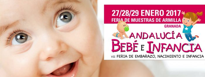 La historia de Andalucía Bebé e Infancia