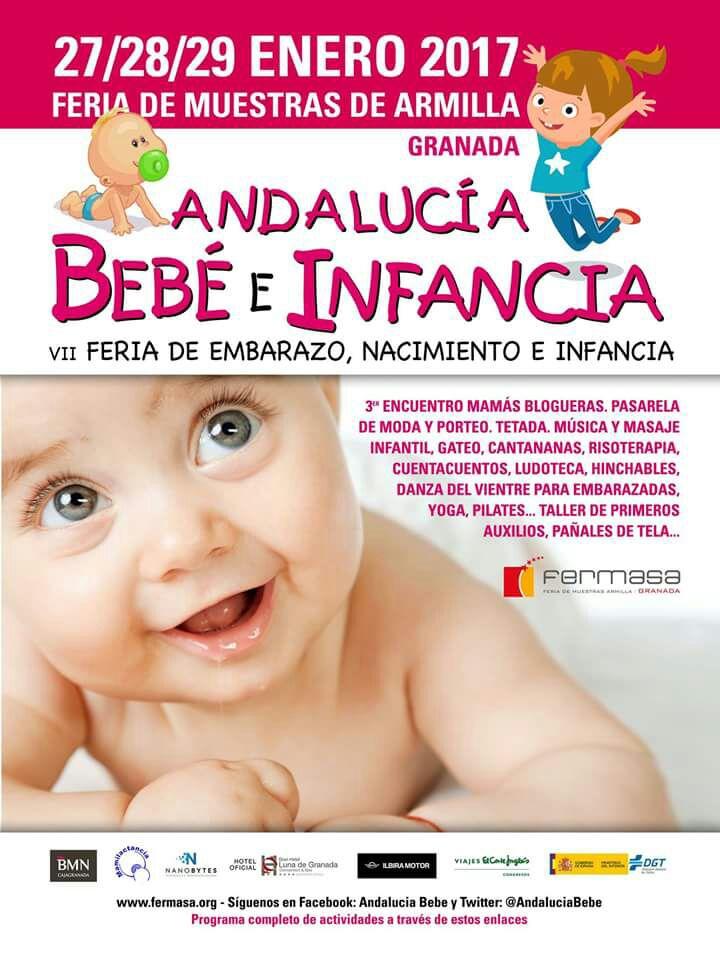 Andalucía Bebé e Infancia 2017