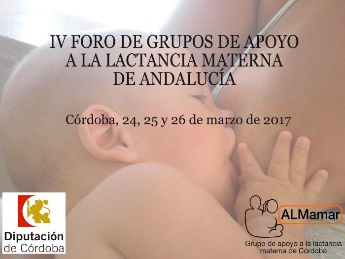 IV Foro Andaluz de Grupos de Apoyo a la Lactancia Materna