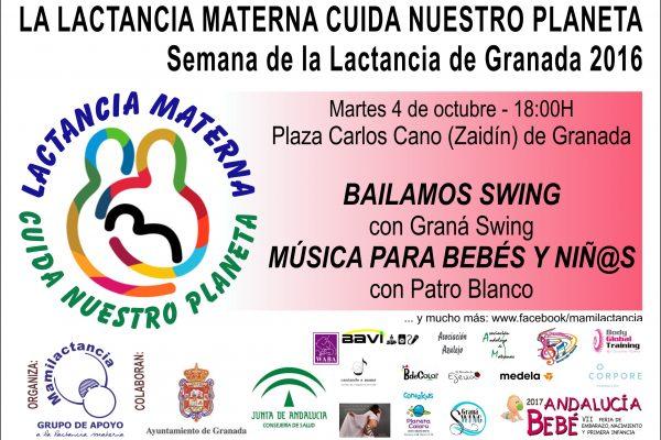 Bailamos Swing – Múscia para bebés y niños