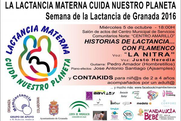 Historias de lactancia con flamenco – Contakids