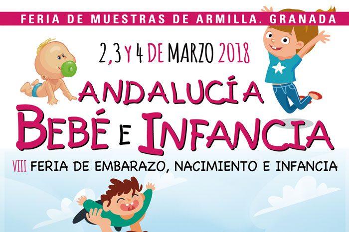 VIII Feria de Embarazo, Nacimiento e Infancia – Andalucía Bebé e Infancia 2018